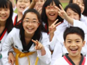 『兴趣教学』少年暑期训练班