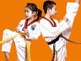跆拳道教育带给孩子的十大优秀特质