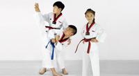 青少年儿童学习跆拳道的好处