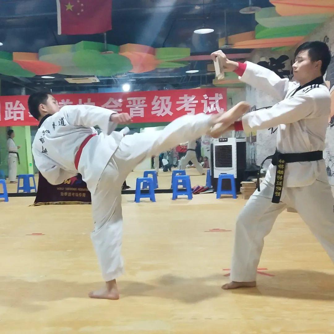 【划重点·定目标】金武跆拳道第32届晋级考试安排